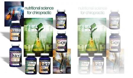 Chiropractor's Blend Essential Nutrition