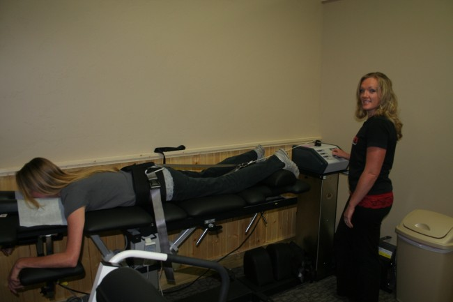 We Offer Nonsurgical Spinal Decompression