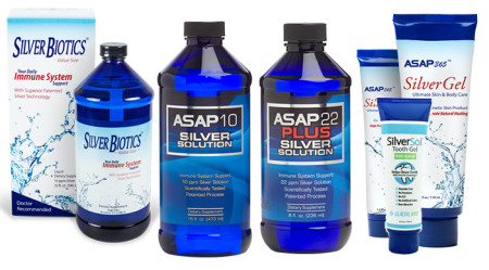 ASAP10 Silver Solution™ and other Silver Products