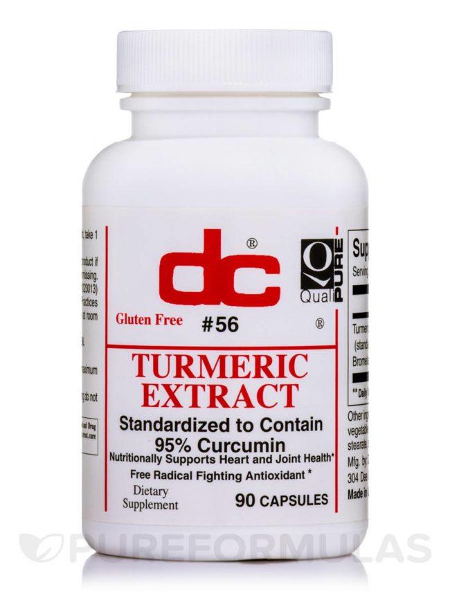 Turmeric 800mg Curcuma Longa (root) (Dee Cee Laboratories)
